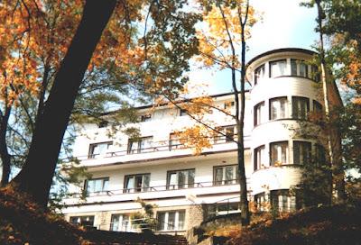 jesień w Szczawnicy
