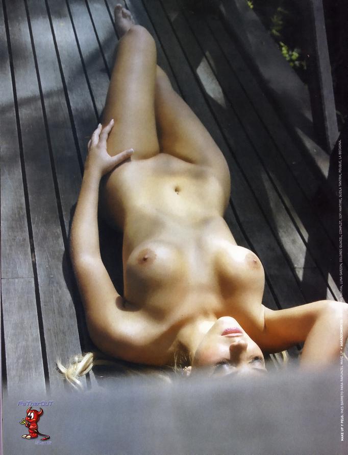 Fotos Playboy Argentina Connie Mengotti Posando Desnuda