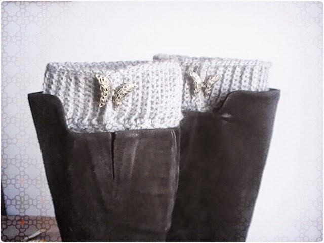 Calentadores para botas Archivos - Margarita Knitting