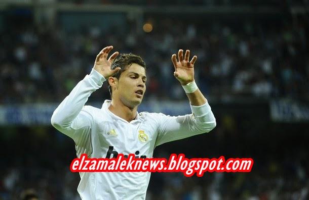 Christiano Ronaldo Wing of Real Madrid