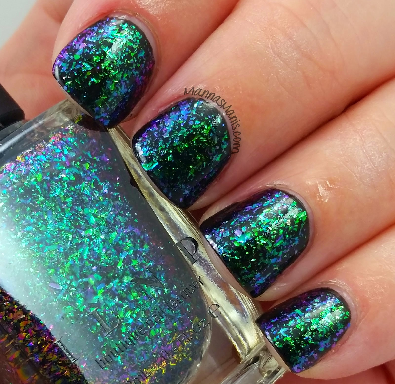 flakie nail polish