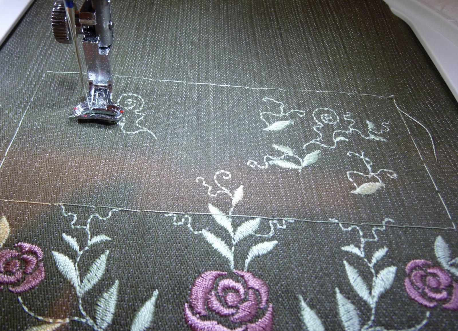 Janome memory craft 12000 - Horizon Memory Craft 12000 Janome Horizon Memory Craft 12000 Here You Can See Me Embroidering