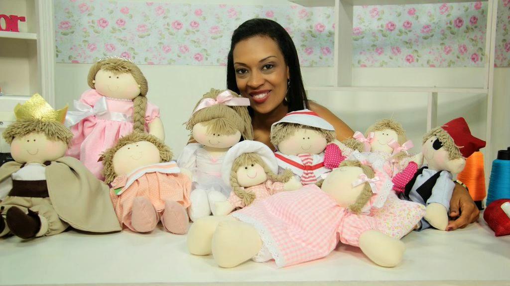 Curso gratuito Bonecos em tecido para decorar quartos de bebês