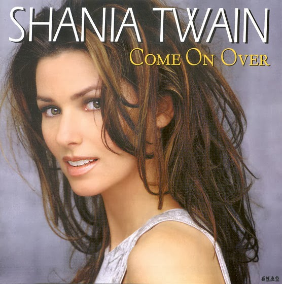 Shania Twain You're Still The One Lyrics