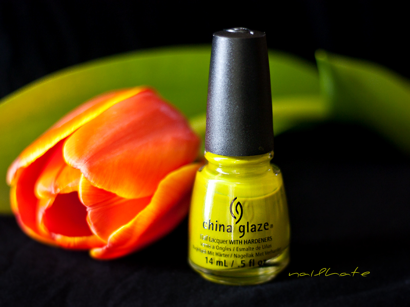 "China Glaze #81193 ""Budding Romance"""