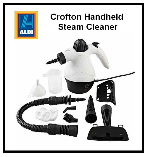 Hand Held Steam Cleaner Handheld Cleaners Pure