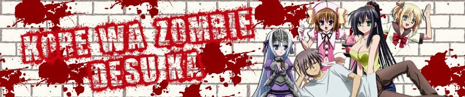 Kore wa Zombie desu ka? Anime Online