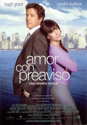 AMOR CON PREAVISO (2002) Ver Online - Español latino