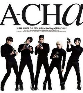 Super Junior (슈퍼주니어) - A-Cha
