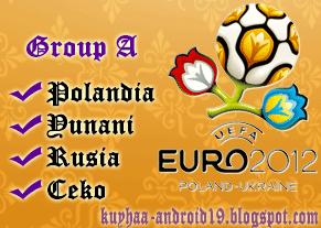 JADWAL LENGKAP EURO 2012 LIVE DI RCTI