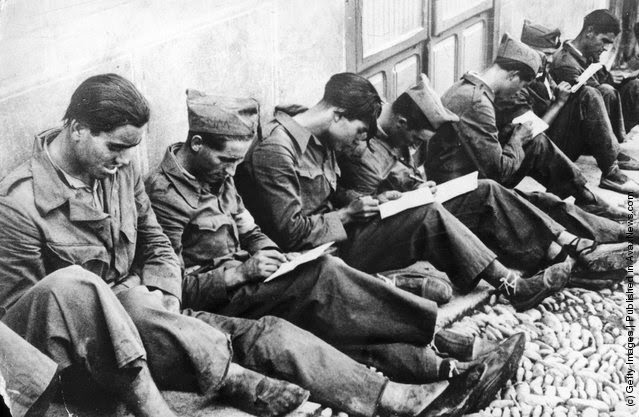 a history of spain of 1936 Spain's army rose up against its left-wing republican government in july 1936 the civil war that ensued is often viewed as a precursor to the second world war for the way it sucked in the wider international community best-selling military historian antony beevor talked to david musgrove about the conflict and its.