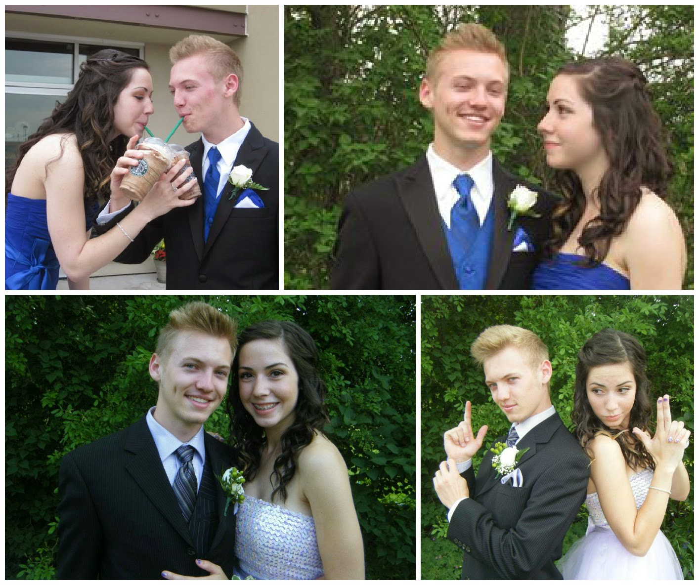 prom flashback | marlee and you