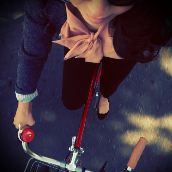 30 days of biking, day one
