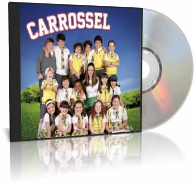 CD Carrossel 2012