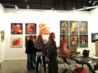 Estampa, 2013, Feria de arte, Exposiciones Madrid, Matadero, Blog de arte, Voa-Gallery, Yvonne Brochard,  Galería O+O,