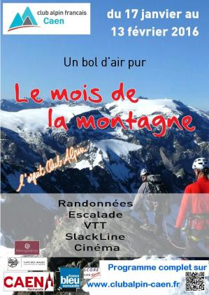 Le mois de la montagne