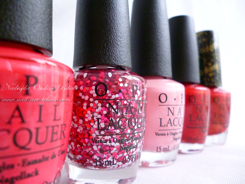 "Give Away -  OPI - Collection ""Minnie Couture""!"