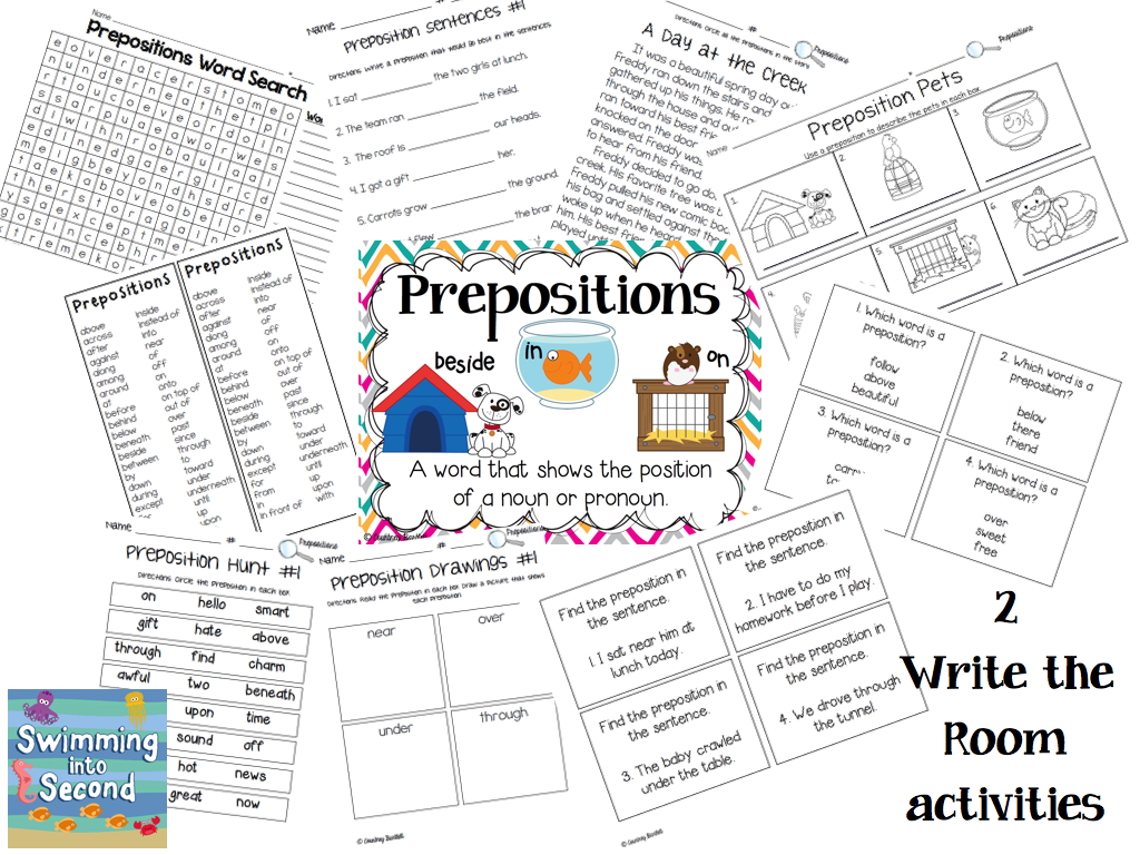 Focus on Prepositions