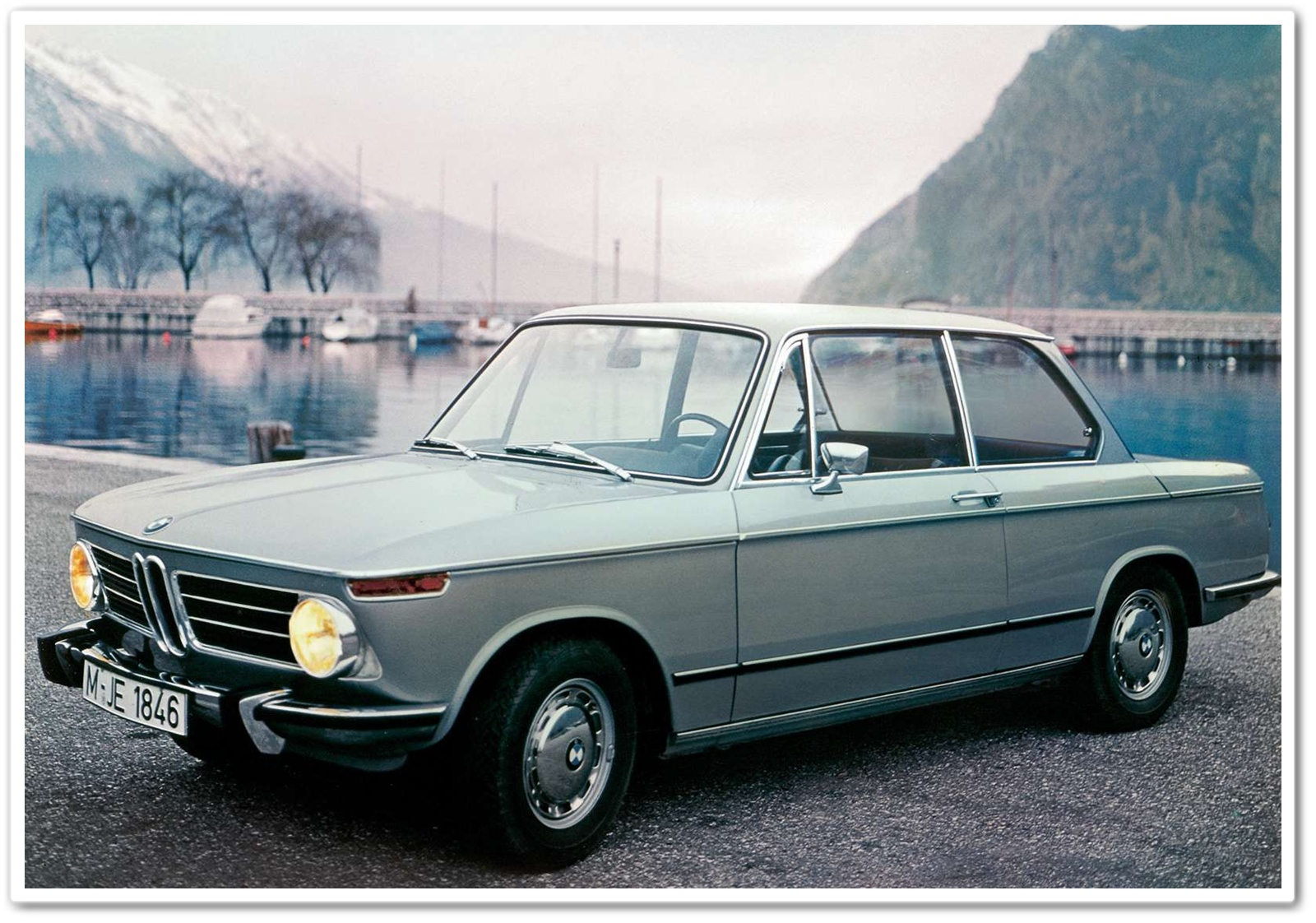 Bmw 2002 1968 Automotive World Galerry Wallpaper