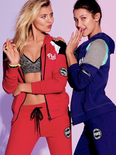 Fashion Model, @ Bella Hadid - Victoria's Secret Collection 2016