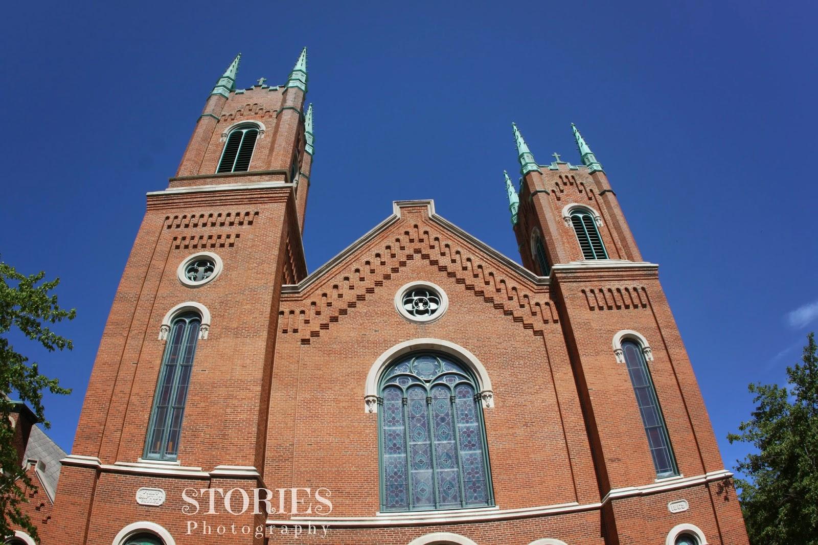 1st Baptist Church Lafayette