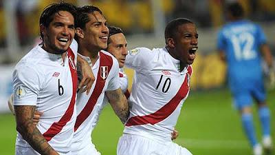 Peru 2 - 0 Paraguay