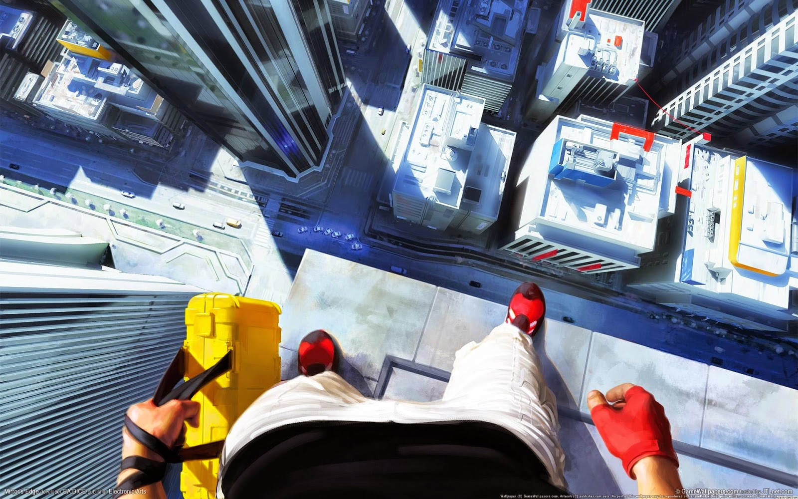 Game Mirror's Edge Gratis