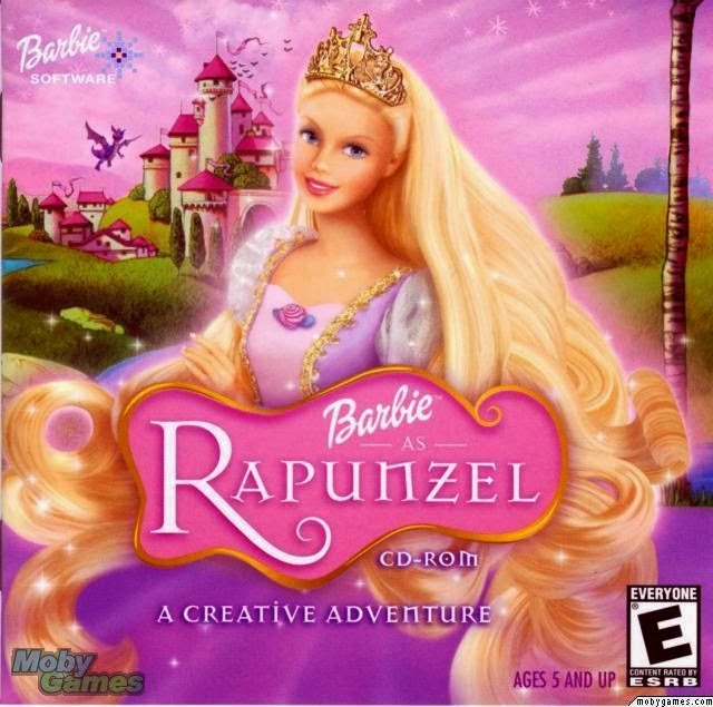 Watch Barbie as Rapunzel Online | 2002 Movie | Yidio