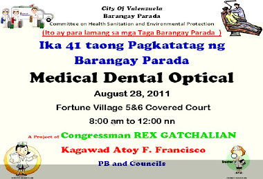 Medical Dental Optical Mission