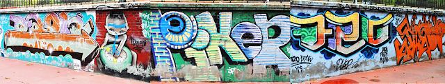 hey vicky hey, victoria suarez, graffiti, urbano