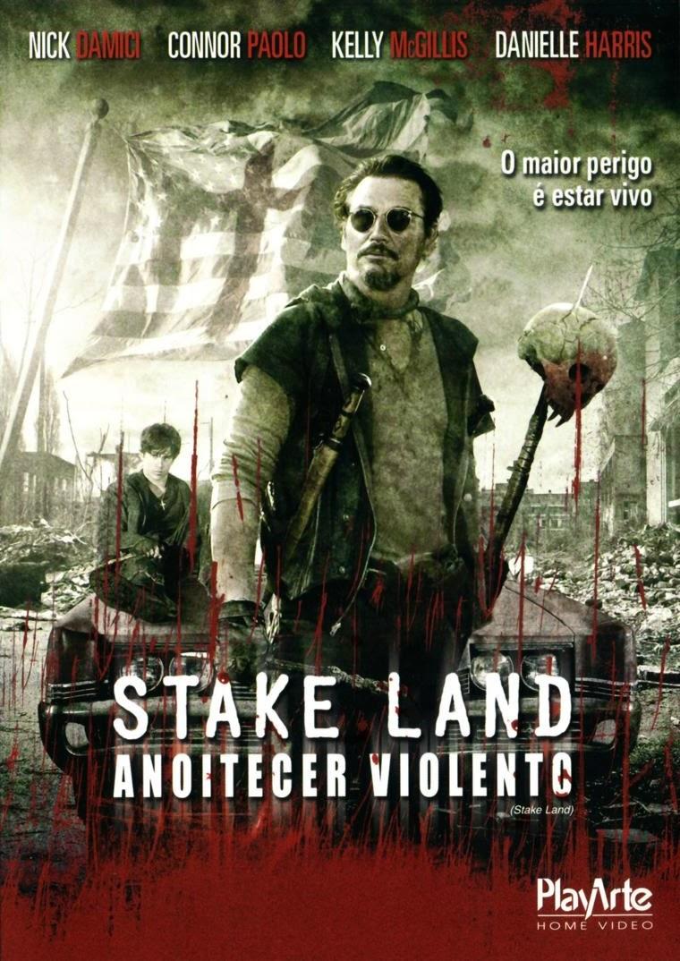 Stake Land: Anoitecer Violento – Dublado (2010)