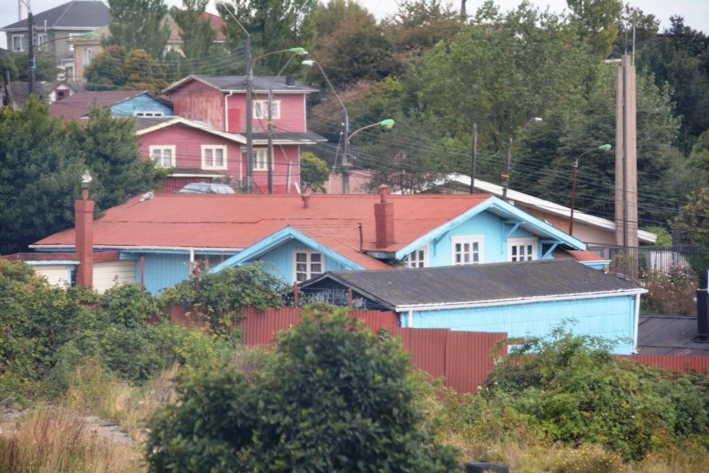 Puerto Montt houses