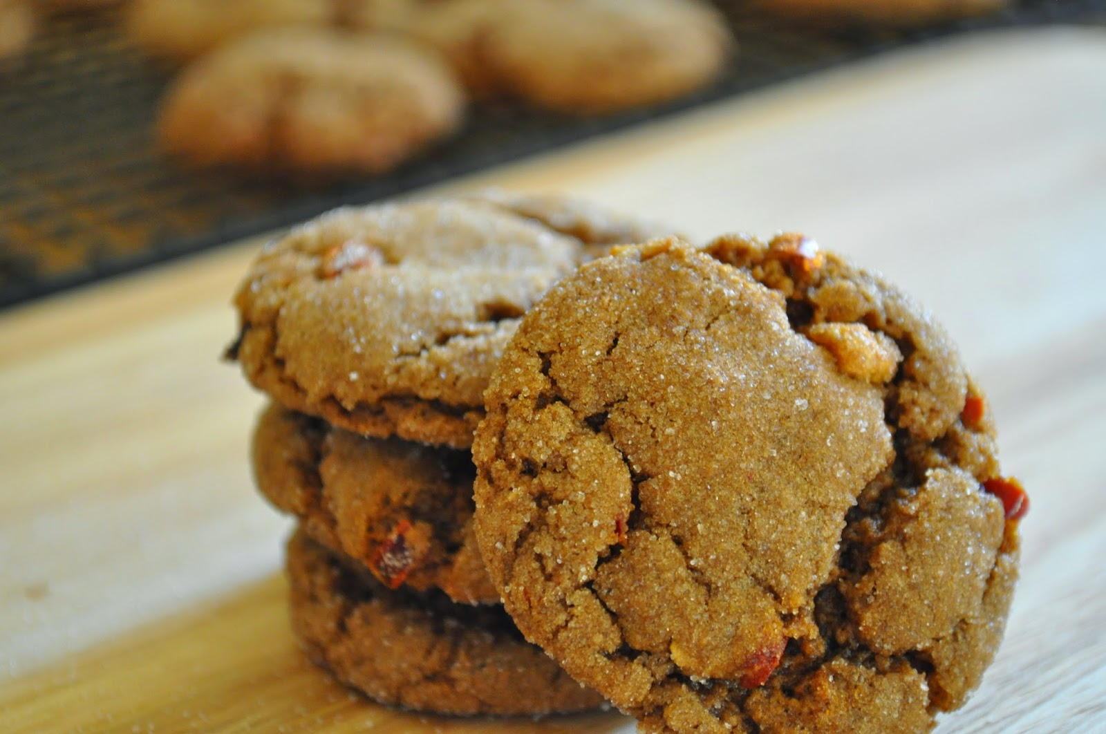 Spicy Hot Gingersnaps recipe to delight all the heat fiends you know ...