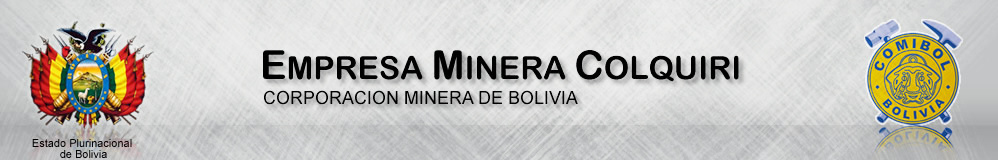 EMPRESA MINERA COLQUIRI