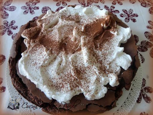 Torta al cioccolato senza farina di Nigella Lawson