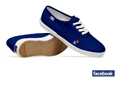 Facebook Shoes Online - Social Media Shoes