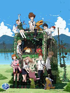 Anime Digimon Adventure tri. Saikai Dapatkan Pendapatan 20 Miliar Rupiah Dalam 16 Hari