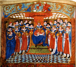 a description of the knights of the round table were noble in their actions Read the knights of the round table free essay and over of the round table were noble in their actions round table were really brave and loyal knights.