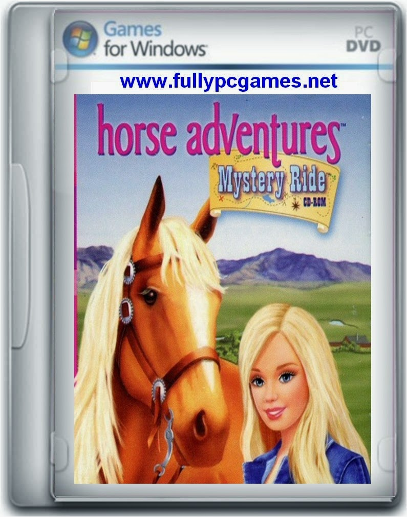 Amazon.com: Barbie Horse Adventures: Mystery Ride - PC ...