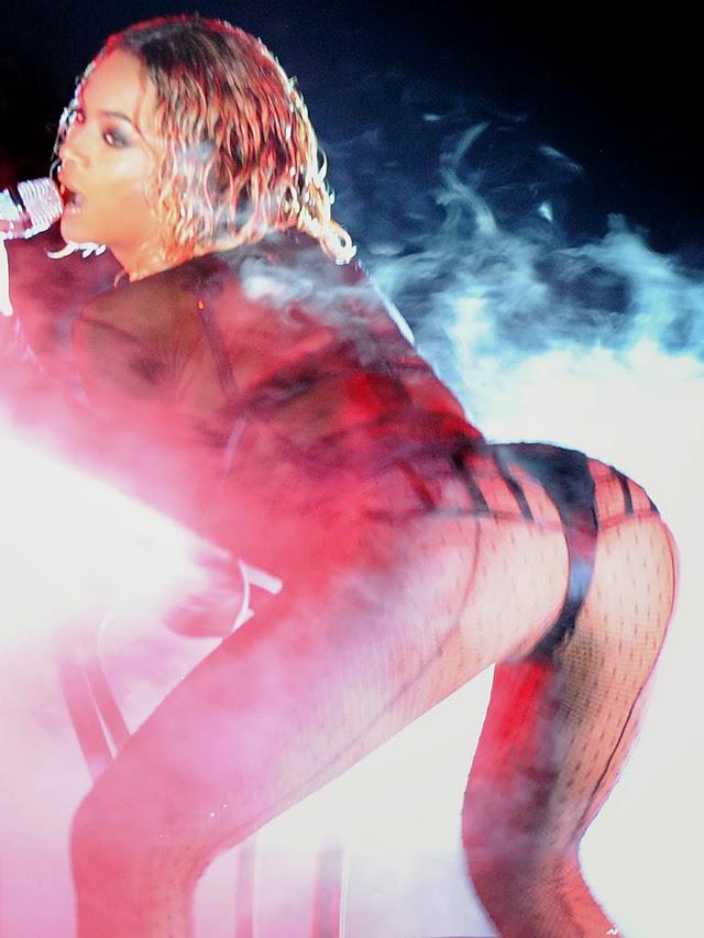 Los mejores momentos del 56 Grammy Awards Beyonce