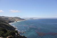 big sur ocean view drive highway 1 sea kelp beds