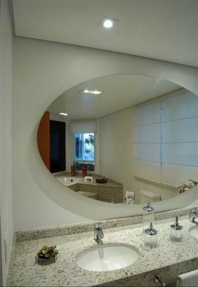 gesso flash Dicas decoração -> Decoracao De Banheiro Em Gesso