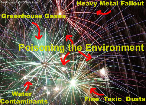 disadvantages of burning crackers Harmful effects of bursting crackers  global warming: the oxides and dioxides of sulphur and nitrogen are released during the burning of crackers these are very .