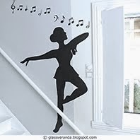 Mal en wall-sticker - Paint a wall-sticker