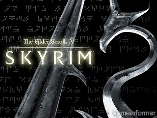 Skyrim Wallpaper 1 - GameInformer