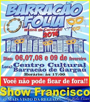 EM GARGAÚ SÃO FRANCISCO DE ITABAPOANA RJ