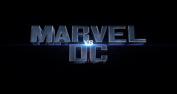 Tráiler fan made Marvel Vs DC