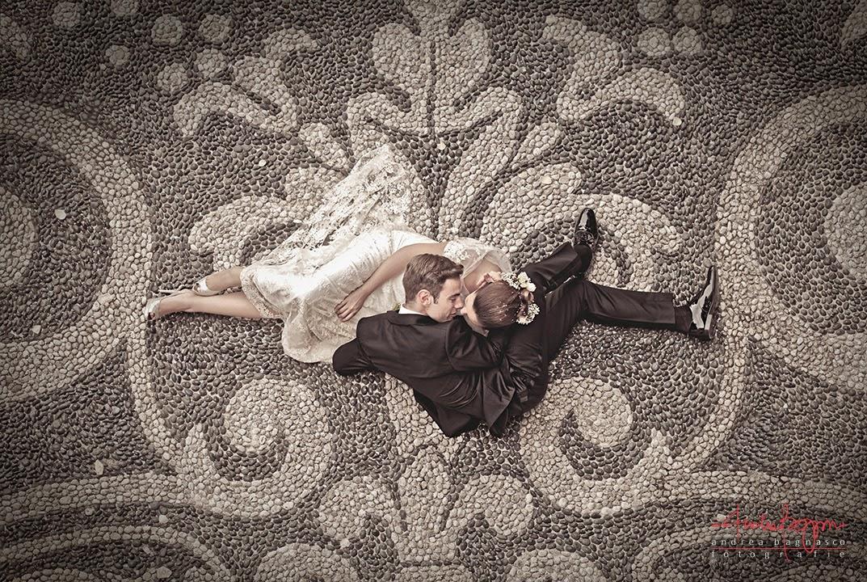 fashion styled wedding in Villa Durazzo Santa Margherita Italy