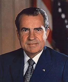 Richard Milhous Nixon, multi-criminal president