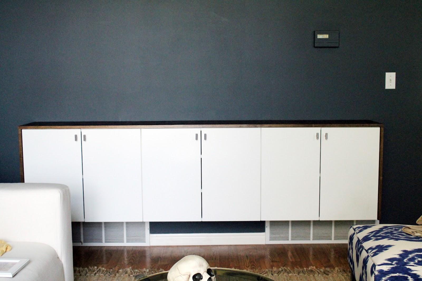 La Credenza Supplier : Martin furniture home office credenza imhe mcarthur
